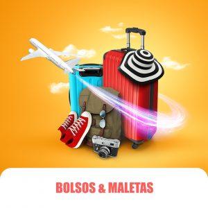 BOLSOS & MALETAS