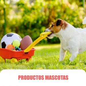 PRODUCTOS MASCOTAS